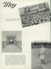 Benton Harbor High School - Greybric Yearbook (Benton Harbor, MI) online yearbook collection, 1957 Edition, Page 16