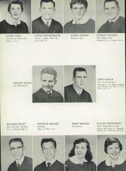 Benton Harbor High School - Greybric Yearbook (Benton Harbor, MI) online yearbook collection, 1957 Edition, Page 170 of 216