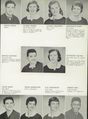 Benton Harbor High School - Greybric Yearbook (Benton Harbor, MI) online yearbook collection, 1957 Edition, Page 177 of 216