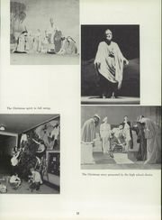 Benton Harbor High School - Greybric Yearbook (Benton Harbor, MI) online yearbook collection, 1957 Edition, Page 37 of 216