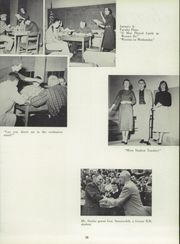Benton Harbor High School - Greybric Yearbook (Benton Harbor, MI) online yearbook collection, 1957 Edition, Page 39 of 216