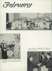 Benton Harbor High School - Greybric Yearbook (Benton Harbor, MI) online yearbook collection, 1957 Edition, Page 40 of 216