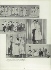 Benton Harbor High School - Greybric Yearbook (Benton Harbor, MI) online yearbook collection, 1957 Edition, Page 41