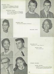 Benton Harbor High School - Greybric Yearbook (Benton Harbor, MI) online yearbook collection, 1958 Edition, Page 109