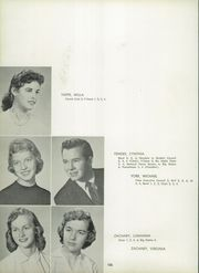 Benton Harbor High School - Greybric Yearbook (Benton Harbor, MI) online yearbook collection, 1958 Edition, Page 110 of 228