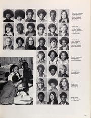 Benton Harbor High School - Greybric Yearbook (Benton Harbor, MI) online yearbook collection, 1974 Edition, Page 137 of 200