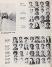 Benton Harbor High School - Greybric Yearbook (Benton Harbor, MI) online yearbook collection, 1974 Edition, Page 158