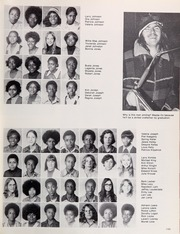 Benton Harbor High School - Greybric Yearbook (Benton Harbor, MI) online yearbook collection, 1974 Edition, Page 159 of 200