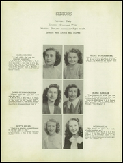 Benton Heights High School - Yearbook (Monroe, NC) online yearbook collection, 1949 Edition, Page 18