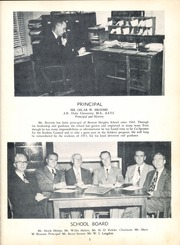 Benton Heights High School - Yearbook (Monroe, NC) online yearbook collection, 1953 Edition, Page 9