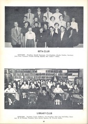 Benton Heights High School - Yearbook (Monroe, NC) online yearbook collection, 1954 Edition, Page 50