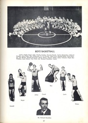 Benton Heights High School - Yearbook (Monroe, NC) online yearbook collection, 1954 Edition, Page 61 of 92