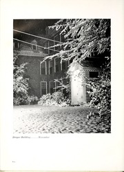 Berea College - Chimes Yearbook (Berea, KY) online yearbook collection, 1951 Edition, Page 6