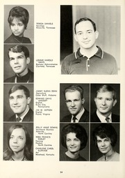 Berea College - Chimes Yearbook (Berea, KY) online yearbook collection, 1967 Edition, Page 28