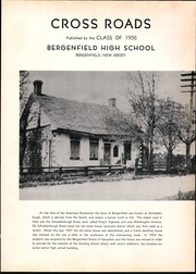 Bergenfield High school - Cross Roads Yearbook (Bergenfield, NJ) online yearbook collection, 1956 Edition, Page 5