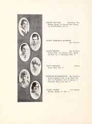 Berkeley High School - Berkeley High School Yearbook (Berkeley, CA) online yearbook collection, 1917 Edition, Page 14