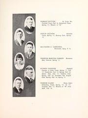 Berkeley High School - Berkeley High School Yearbook (Berkeley, CA) online yearbook collection, 1917 Edition, Page 15 of 100