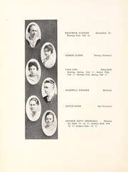 Berkeley High School - Berkeley High School Yearbook (Berkeley, CA) online yearbook collection, 1917 Edition, Page 16