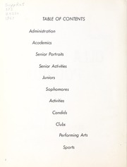 Berkeley High School - Berkeley High School Yearbook (Berkeley, CA) online yearbook collection, 1967 Edition, Page 6