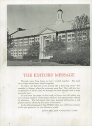 Berlin Brothersvalley High School - Bervalon Yearbook (Berlin, PA) online yearbook collection, 1954 Edition, Page 8