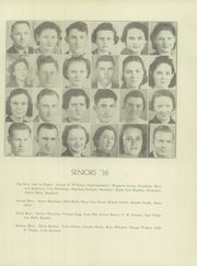 Bethel High School - Yearbook (Shawnee, OK) online yearbook collection, 1938 Edition, Page 11