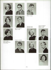 Bethel Park High School - Beacon Yearbook (Bethel Park, PA) online yearbook collection, 1968 Edition, Page 172