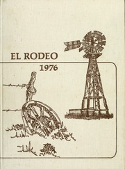 Big Spring High School - El Rodeo Yearbook (Big Spring, TX) online yearbook collection, 1976 Edition, Page 1