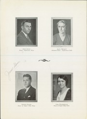 Binghamton Central High School - Panorama Yearbook (Binghamton, NY) online yearbook collection, 1937 Edition, Page 14 of 188
