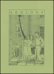 Birch Wathen Lenox High School - Archway (New York, NY) online yearbook collection, 1938 Edition, Page 9