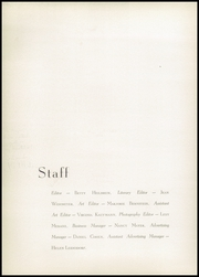Birch Wathen Lenox High School - Archway (New York, NY) online yearbook collection, 1939 Edition, Page 8