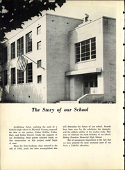 Bishop Donahue High School - Veritas Yearbook (McMechen, WV) online yearbook collection, 1963 Edition, Page 6