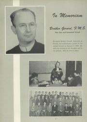 Bishop Dubois High School - Dubois Yearbook (New York, NY) online yearbook collection, 1953 Edition, Page 8 of 72