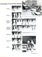 Bishop Dwenger High School - Aureate Yearbook (Fort Wayne, IN) online yearbook collection, 1975 Edition, Page 77
