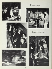 Bishop Hogan High School - Prism Yearbook (Kansas City, MO) online yearbook collection, 1971 Edition, Page 8