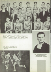 Bishop Loughlin Memorial High School - Loughlinite Yearbook (Brooklyn, NY) online yearbook collection, 1956 Edition, Page 102