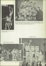 Bishop Loughlin Memorial High School - Loughlinite Yearbook (Brooklyn, NY) online yearbook collection, 1956 Edition, Page 103 of 184