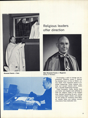 Bishop Reilly High School - Markings Yearbook (Fresh Meadows, NY) online yearbook collection, 1971 Edition, Page 17