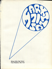 Bishop Reilly High School - Markings Yearbook (Fresh Meadows, NY) online yearbook collection, 1971 Edition, Page 5 of 344