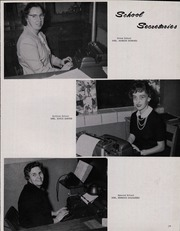 Black River High School - Echo Yearbook (Sullivan, OH) online yearbook collection, 1960 Edition, Page 15 of 180