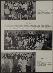 Black River High School - Echo Yearbook (Sullivan, OH) online yearbook collection, 1968 Edition, Page 14 of 180