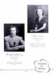 Blackstone College - Acorn Yearbook (Blackstone, VA) online yearbook collection, 1940 Edition, Page 37