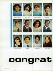Blair High School - Saga Yearbook (Pasadena, CA) online yearbook collection, 1984 Edition, Page 140