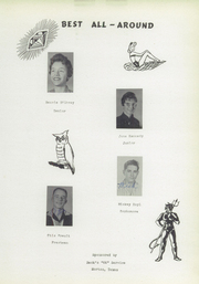 Bledsoe High School - Antelope Yearbook (Bledsoe, TX) online yearbook collection, 1959 Edition, Page 15