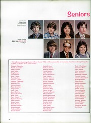 Bloom High School - Bloom Yearbook (Chicago Heights, IL) online yearbook collection, 1983 Edition, Page 42