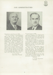Bloomsburg High School - Memorabilia Yearbook (Bloomsburg, PA) online yearbook collection, 1948 Edition, Page 13 of 112