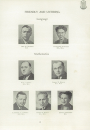 Bloomsburg High School - Memorabilia Yearbook (Bloomsburg, PA) online yearbook collection, 1948 Edition, Page 15