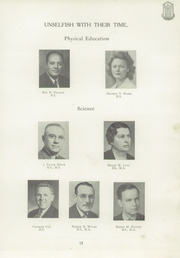Bloomsburg High School - Memorabilia Yearbook (Bloomsburg, PA) online yearbook collection, 1948 Edition, Page 17