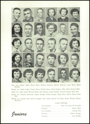 Blue Hill High School - Bobcat Yearbook (Blue Hill, NE) online yearbook collection, 1953 Edition, Page 16