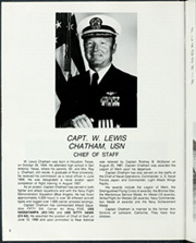 Blue Ridge (LCC 19) - Naval Cruise Book online yearbook collection, 1981 Edition, Page 12