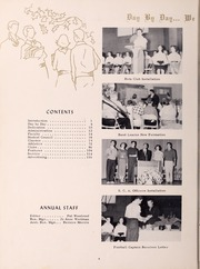 Bluestone High School - Golden Link Yearbook (Skipwith, VA) online yearbook collection, 1958 Edition, Page 8